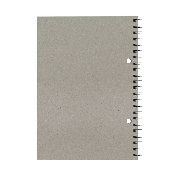 Silvine Everyday A5 Twin Wire Notebooks - Pack of 5 - FSCTWA5