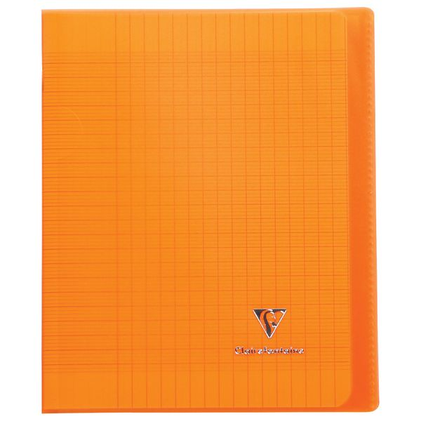 Clairefontaine Assorted A4 Koverbook Notebook, Pack of 10 - 971501C