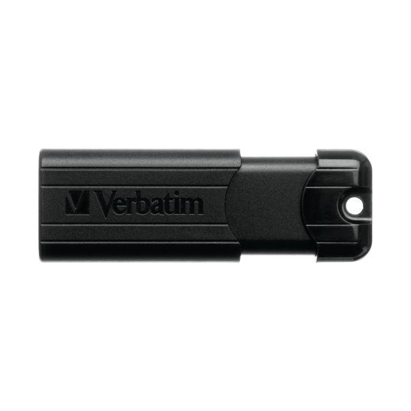 Verbatim Black PinStripe 32GB USB 3.0, Flash Drive - 49317