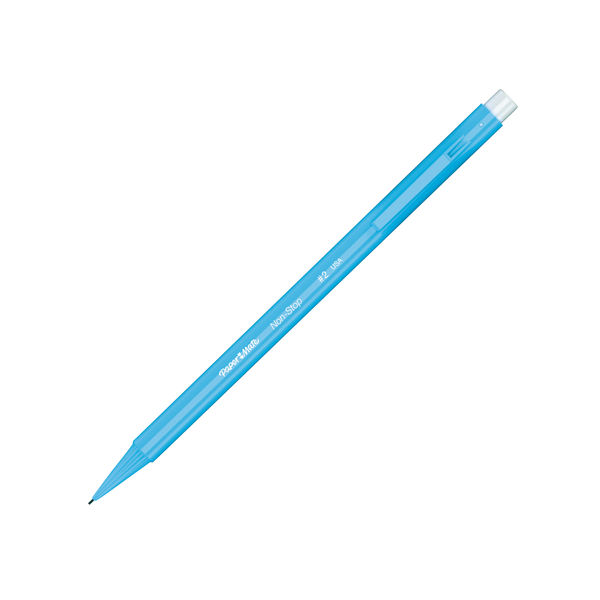 Papermate Assorted Neon 0.7mm Non-Stop Automatic Pencils, Pack of 48 - 2027757