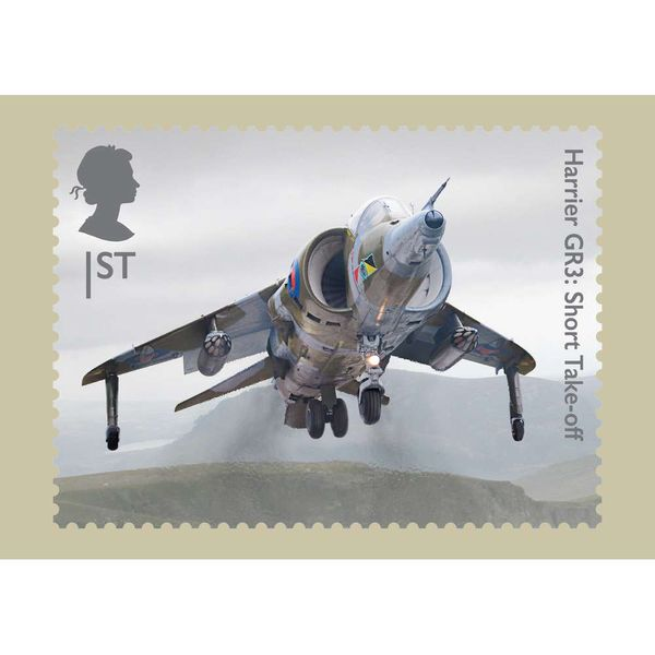 The British Engineering Stamp Card Pack - AQ276