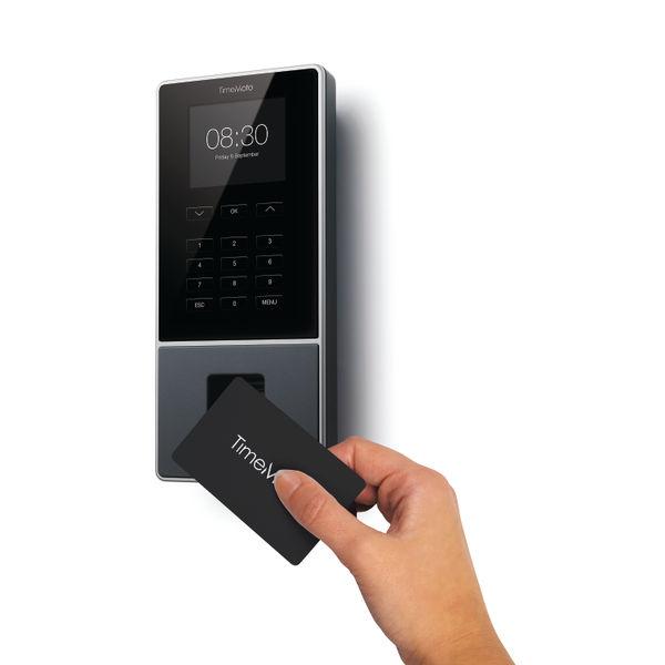 Timemoto TM-626 Clocking-In System 200 Users 125-0586