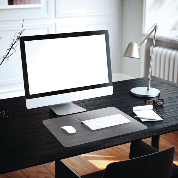 Desktex Antimicrobial Desk Mat Rectangular 430 x 560mm FPHMT4356EV