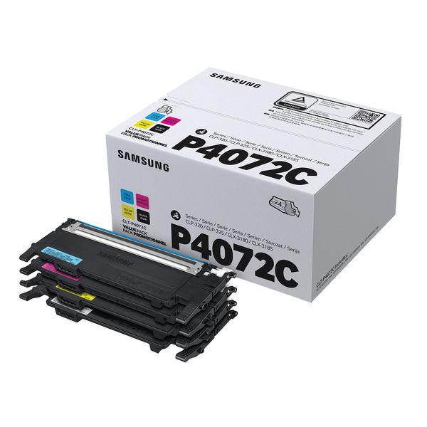 Samsung CLT-P4702C CYMK Toner Cartridge Multipack | SU382A
