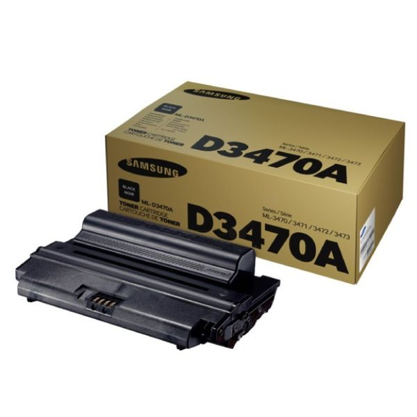 Samsung ML-D3470A Black Toner Cartridge | SU665A