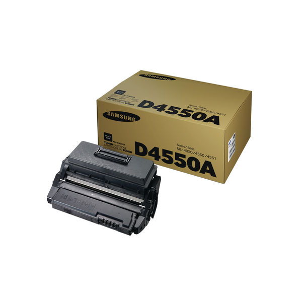 Samsung ML-D4550A Black Toner Cartridge | SU680A