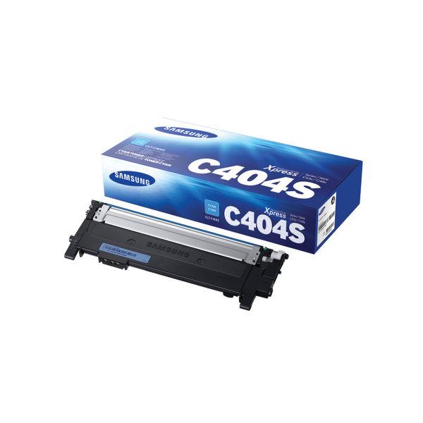 Samsung CLT-C404S Cyan Toner Cartridge | ST966A