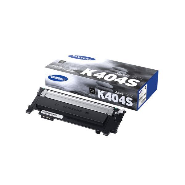 Samsung CLT-K404S Black Toner Cartridge | SU100A