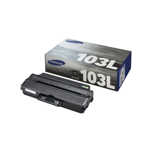 Samsung MLT-D103L Black Toner Cartridge High Capacity | SU716A