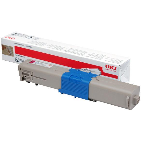 Oki Magenta Toner Cartridge - 44469705