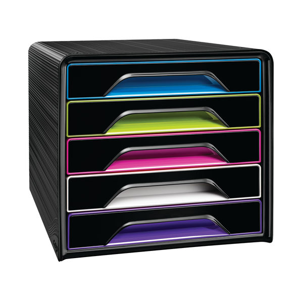 CEP Smoove Assorted 5 Drawer Set - 1071110411