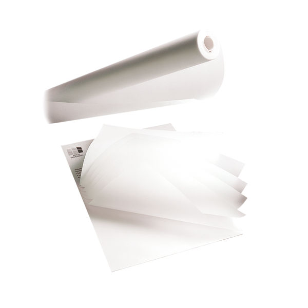 Royal Sovereign Natural Tracing Paper Roll 297mmx20m 90gsm GW012479