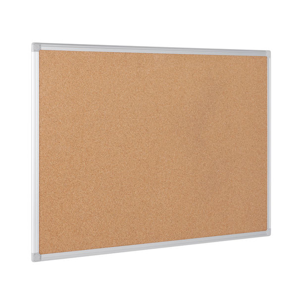 Bi-Office Earth 900 x 600mm Cork Noticeboard - CA031790