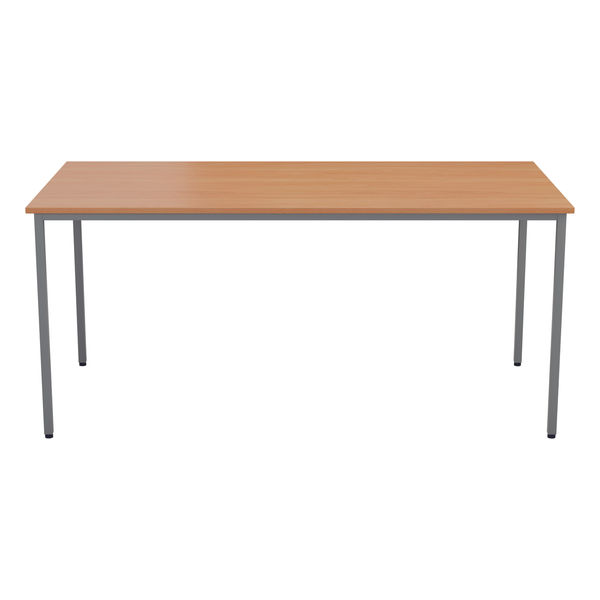 Jemini 1600mm Beech Rectangular Table