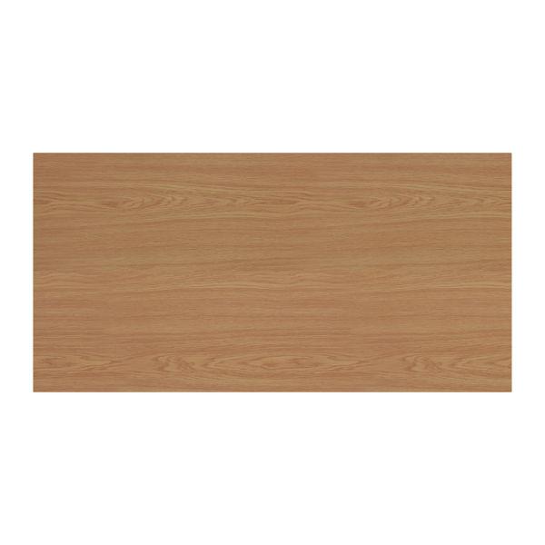 Jemini 1600mm Nova Oak Rectangular Table