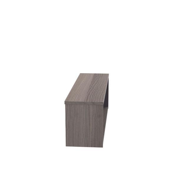 Jemini 1200mm Grey Oak Reception Modular Riser Unit