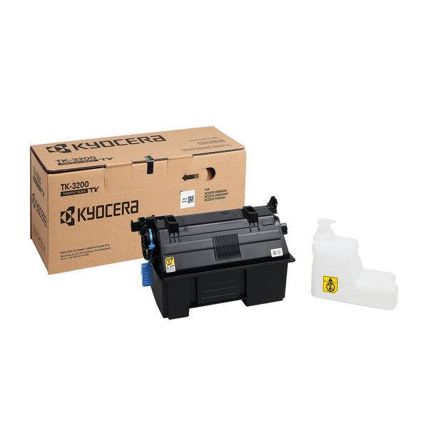 Kyocera TK-3200 Black Toner Cartridge - TK-3200