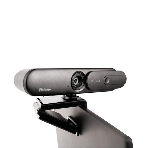 JPL Vision+ Compact 1080P HD USB Webcam Black 575-335-001