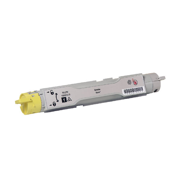 Xerox 6360  Yellow Toner Cartridge - 106R01216