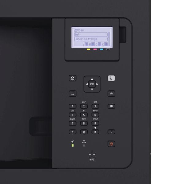 Canon i-SENSYS LBP722Cdw Single Function A4 Colour Laser Printer 4929C014
