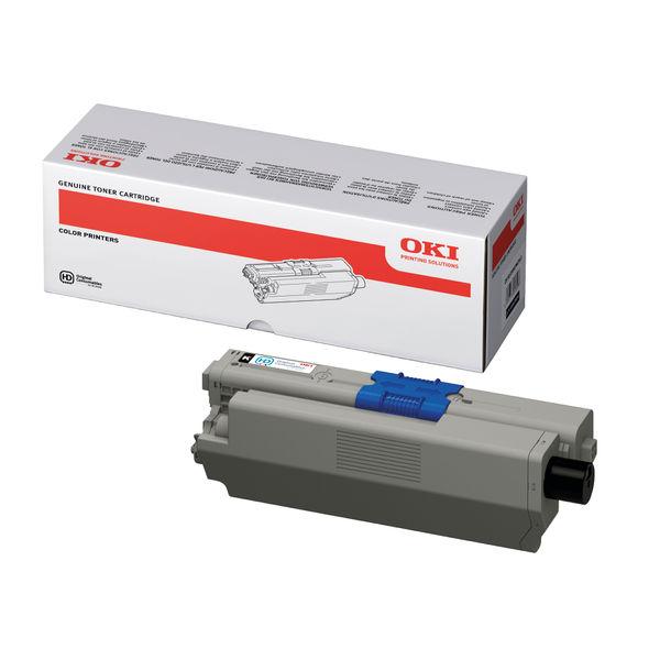 Oki Black Toner Cartridge - 44469803