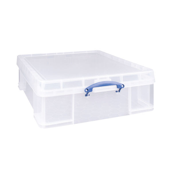 Really Useful 70 Litre Storage Box with Lid - 70C