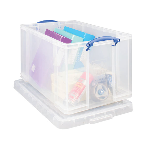Really Useful 84 Litre Storage Box | 84LC