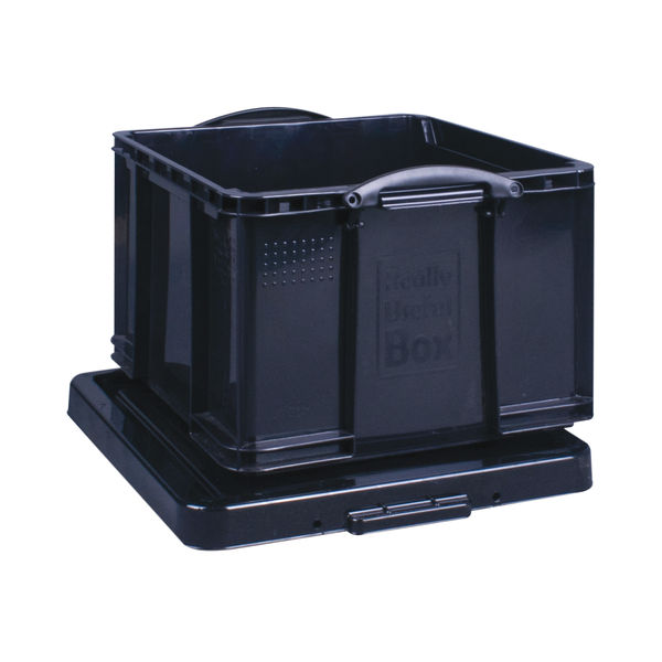 Really Useful 42 Litre Recycled Storage Box | 42BKR