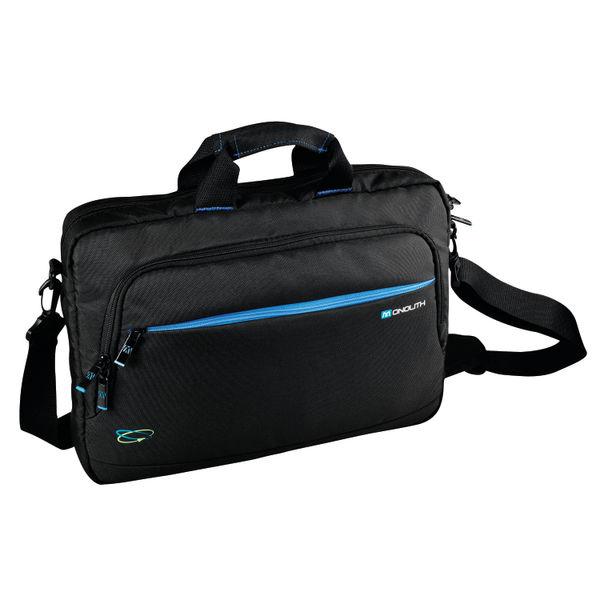 Monolith Blue Line 15.6 Inch Laptop Briefcase 3314