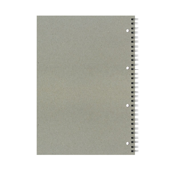 Silvine Spiral Bound A4 Students Notebooks (Pack of 12) - 141