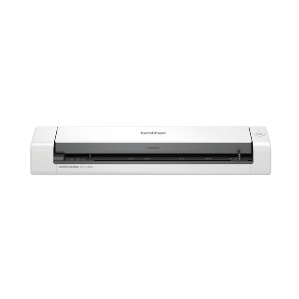 Brother DS740D 2-Sided Portable Document Scanner  DS740DTJ1