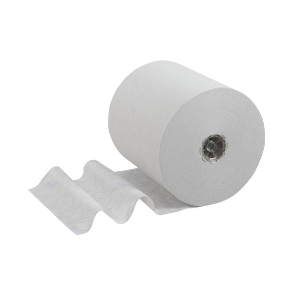 Scott Control Hand Towel Roll White (Pack of 6) 6622
