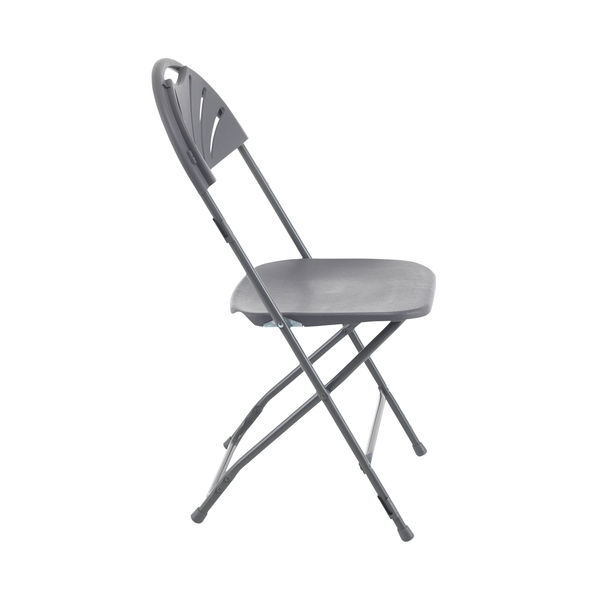 Titan 440mm Charcoal Folding Chair – KF78657