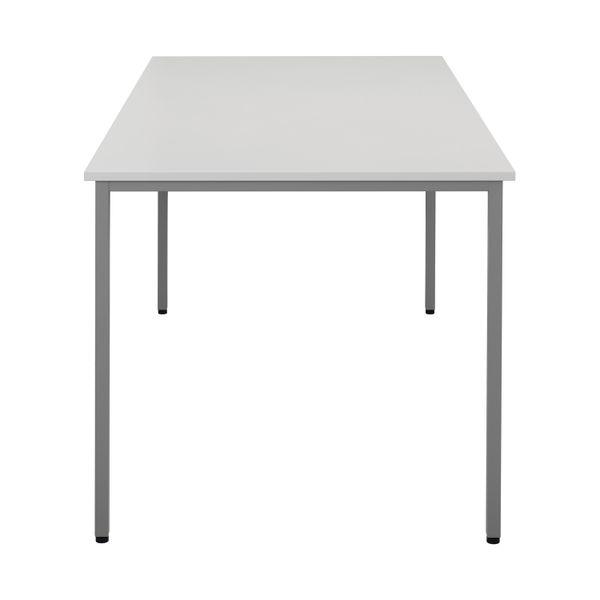 Jemini 1600mm White Multipurpose Rectangular Table