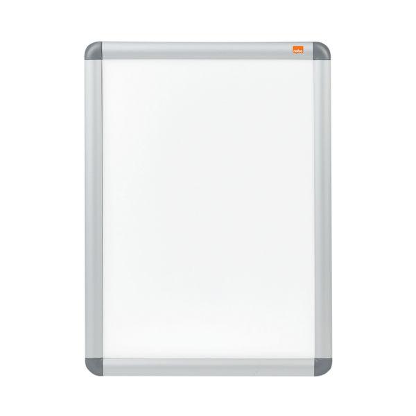 Nobo Clip Frame Aluminium A3