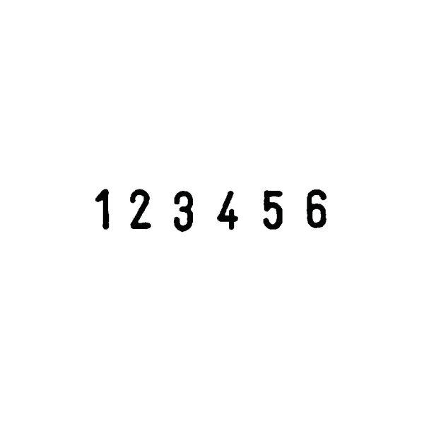 COLOP Green Line Printer S226 Numbering Stamp - GLS226