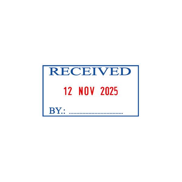 COLOP Green Line Printer S260/L1 Text Date Stamp - EM42441