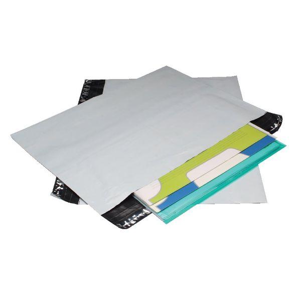 Go Secure C5 Lightweight Polythene Envelopes, Pack of 100 - PB11122