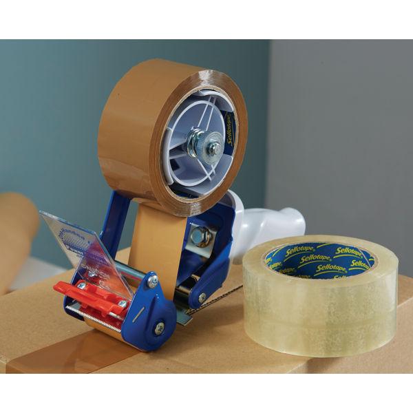Sellotape Premium Hand Case Sealer with Brake - 503978