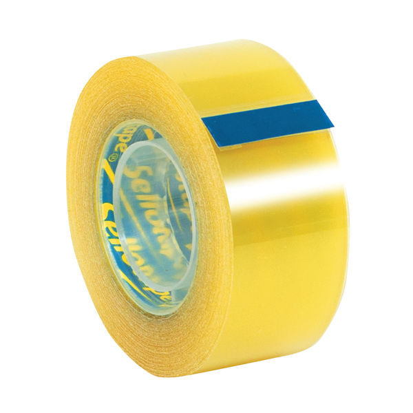 Sellotape Golden Tape 24mm x 33m (Pack of 6) - 1443254