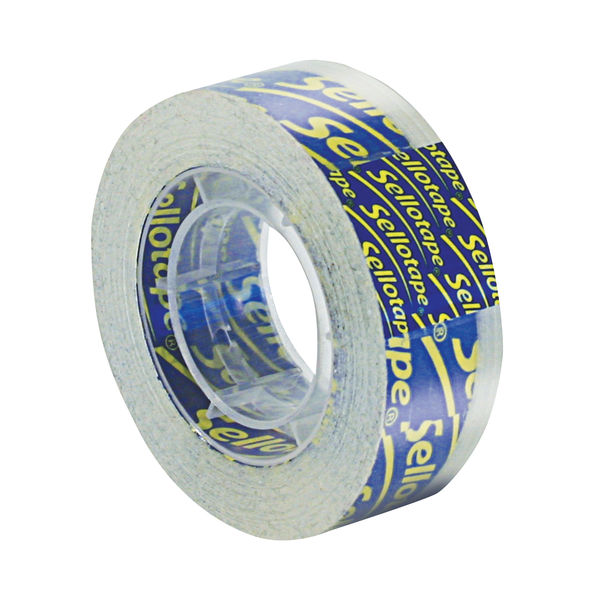 Sellotape Super Clear Tape 18mm x 10m (Pack of 50) 1443330