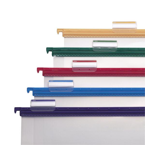 Snopake HangGlider Suspension File Tab (Pack of 25) 10278