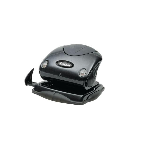 Rexel Premium Punch P215 Black 2100740