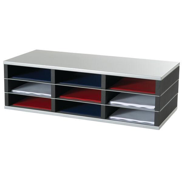 Fast Paper 9-Compartment A4 Sorter SK133D1.35 MF17001