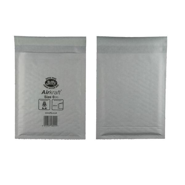 Jiffy Airkraft Postal Bags Pack   JL-0