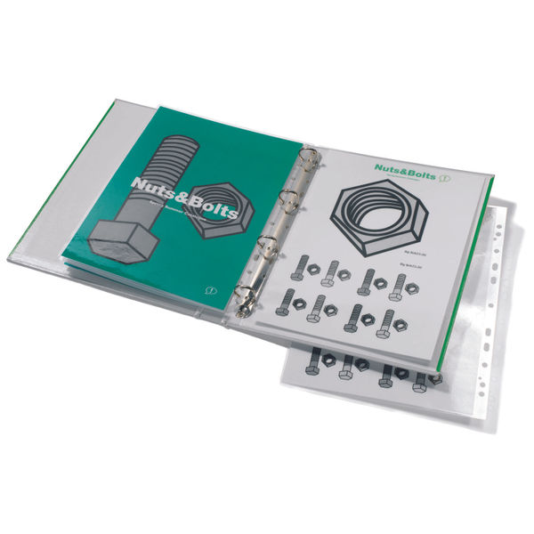 GBC A4 Filing Laminating Pouches, Pack of 100 | 41664E