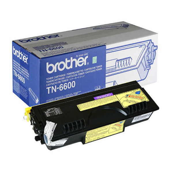 Brother TN-6600 Black Toner Cartridge - TN-6600