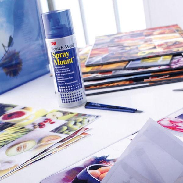 3M 400ml Spray Mount Repositionable Adhesive - SPRAY400