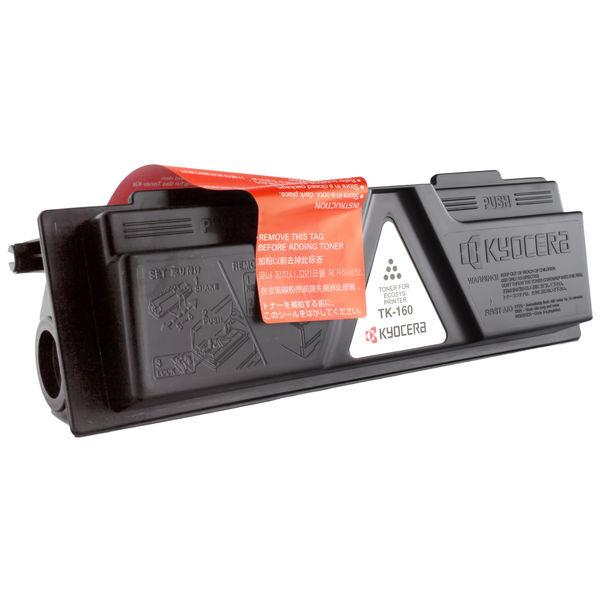 Kyocera TK-160 Black Toner Cartridge - TK-160