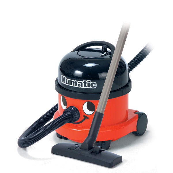 Numatic Red Henry Commercial Vacuum Cleaner NRV 200-11 - 900076